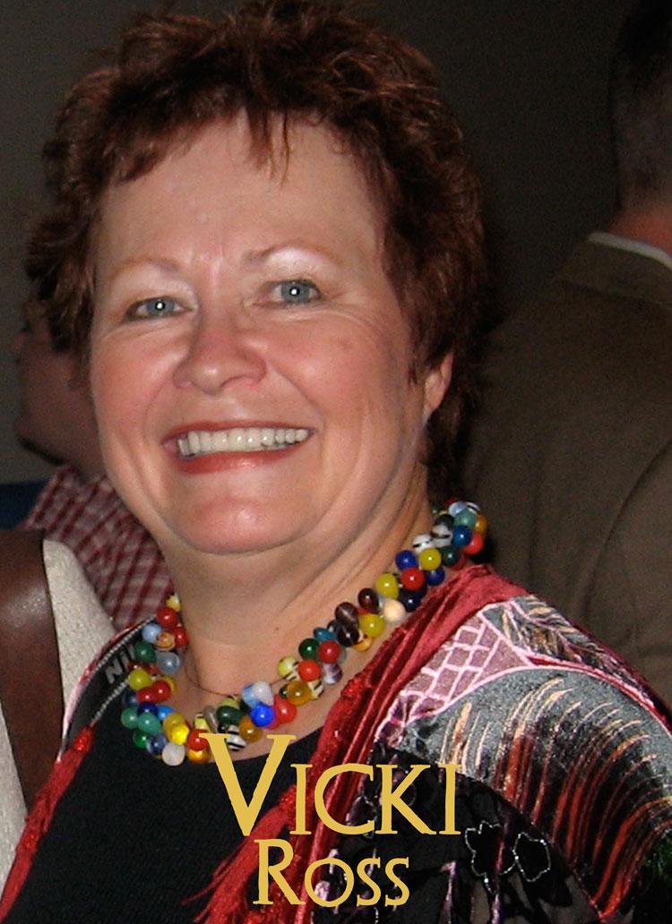 Vicki Ross