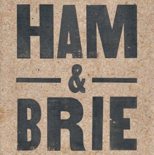 Ham & Brie Identity