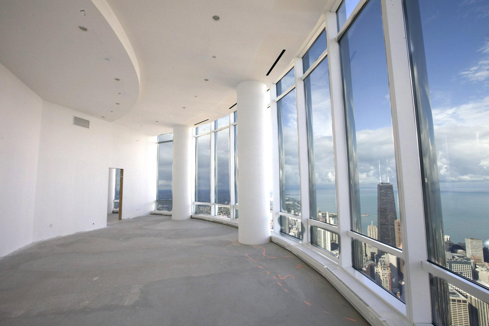 The Trump Tower Penthouse Erica Gannett