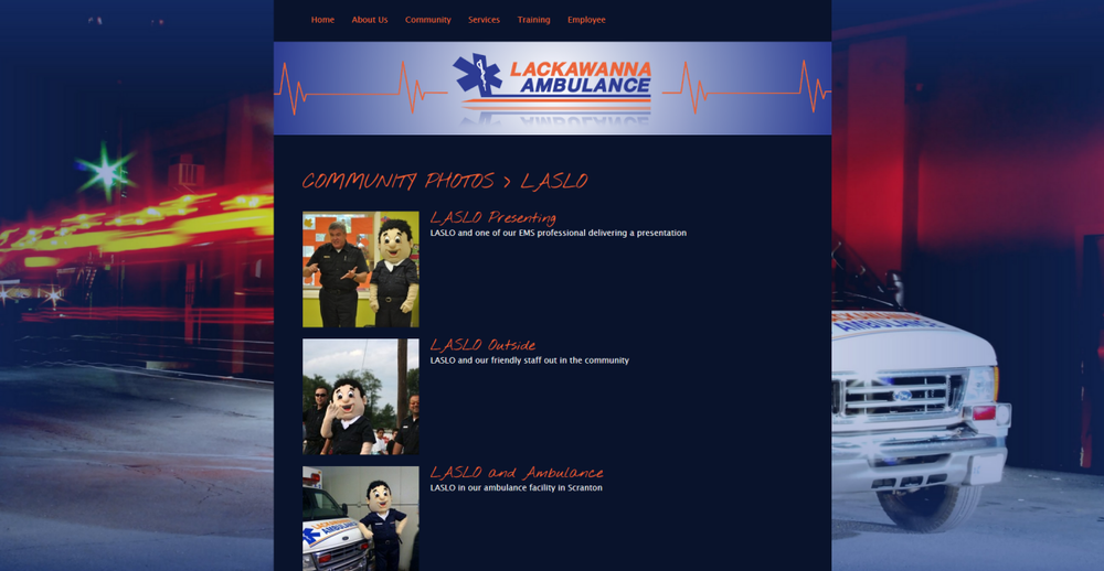Website Features