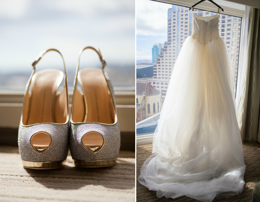 westin san francisco wedding