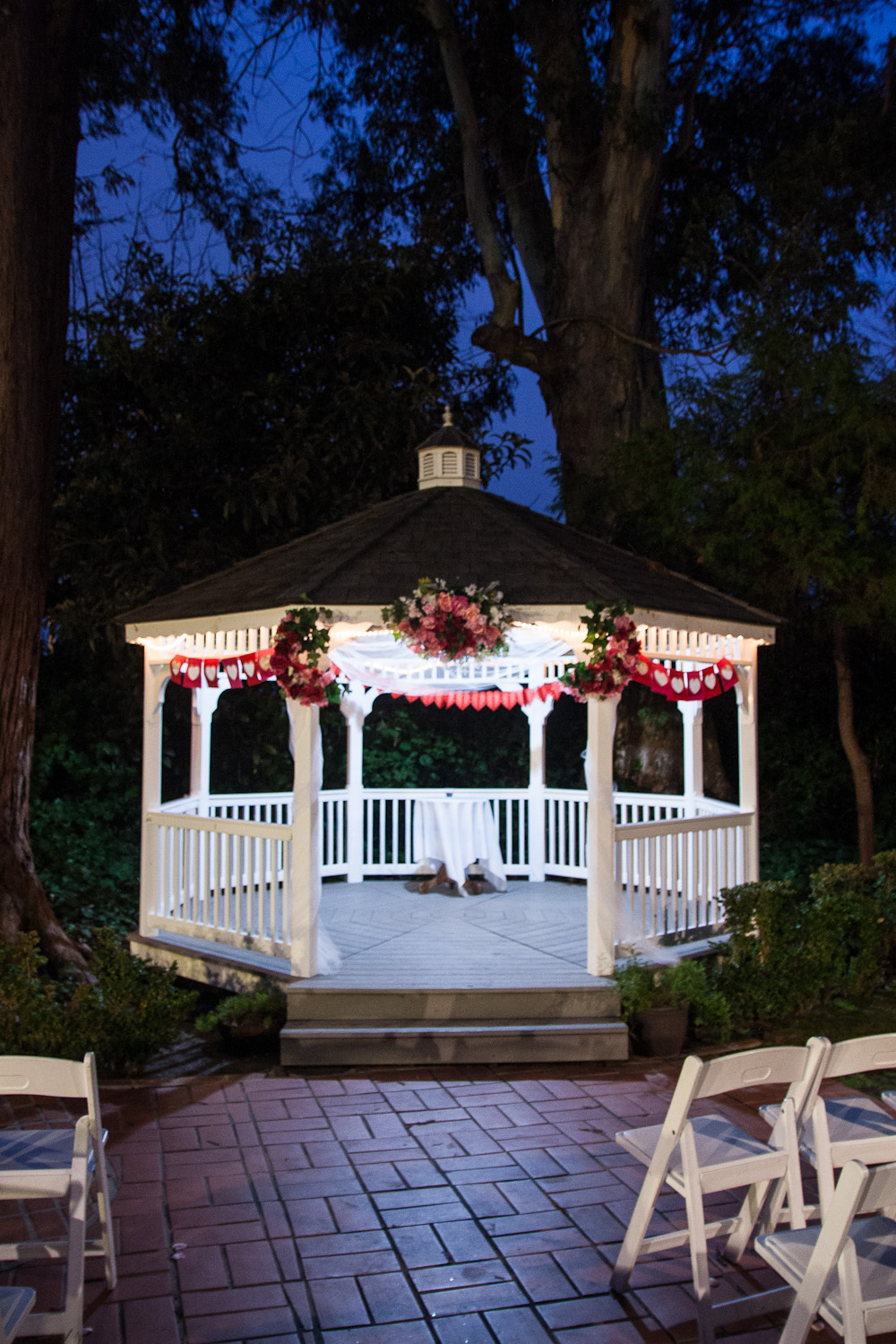 rockefeller lodge gazebo