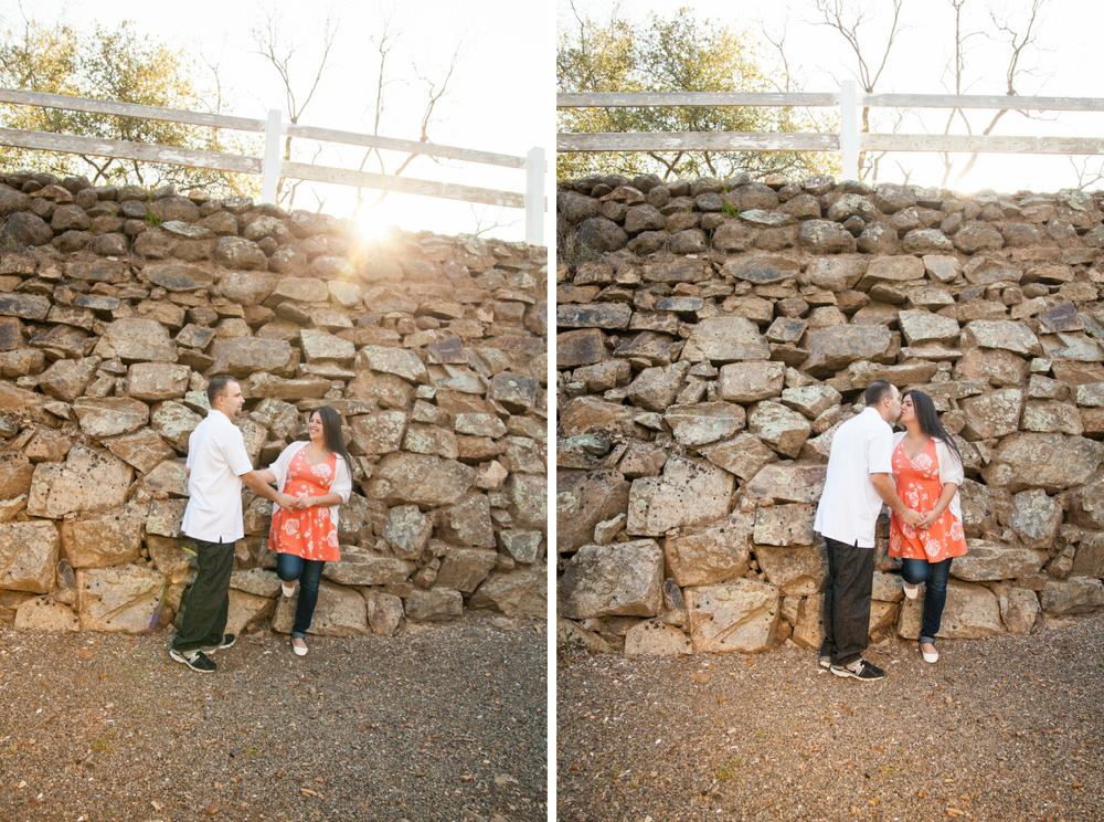 knight's ferry engagement