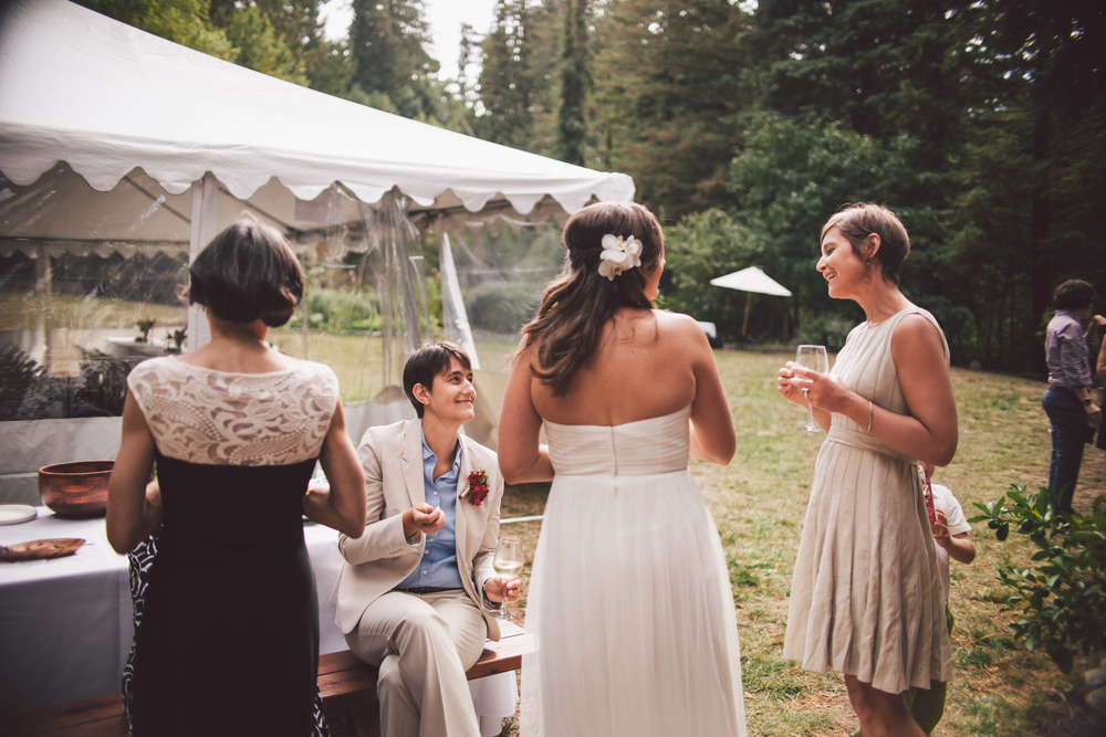 modesto wedding candid