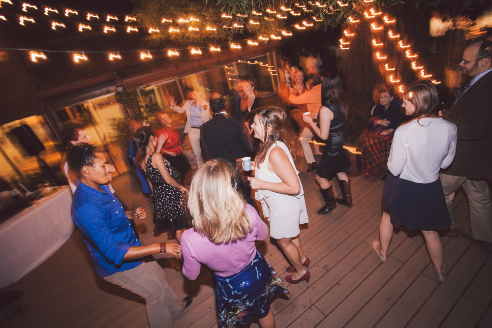 modesto wedding reception
