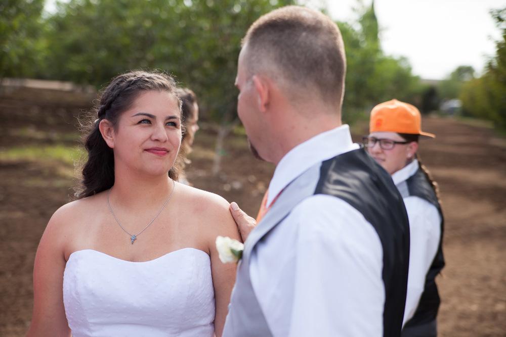modesto orchard wedding