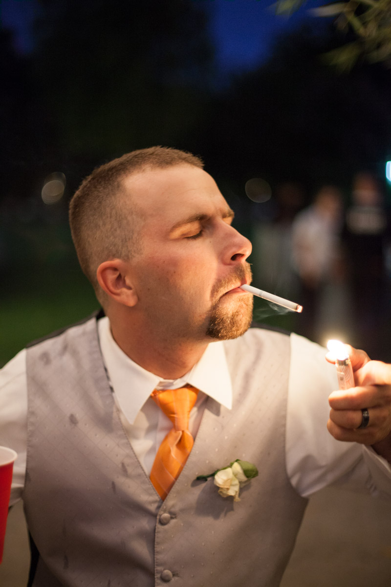 badass modesto wedding photographer