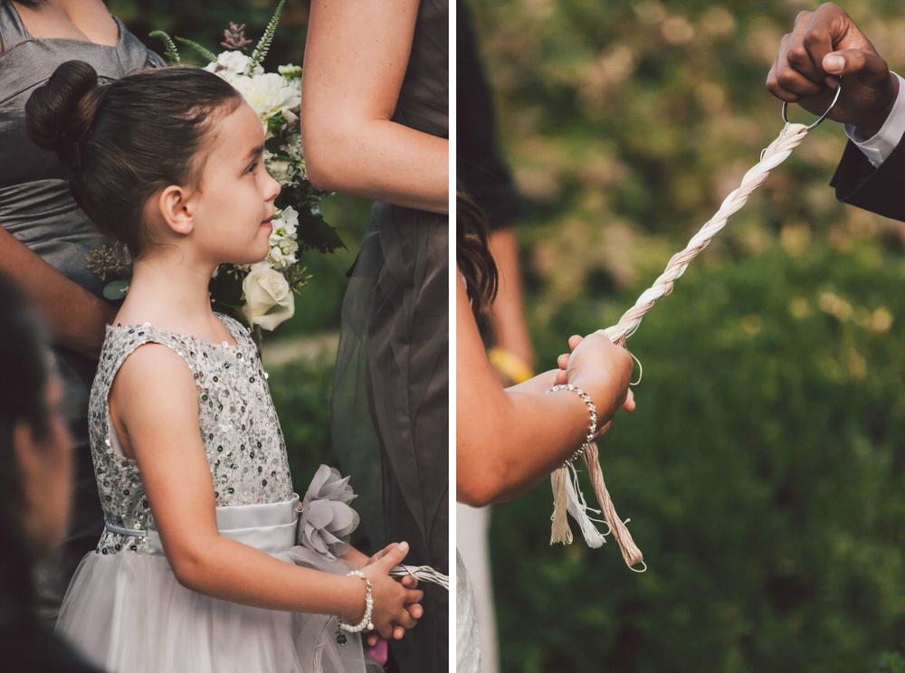 braided cord wedding ceremony