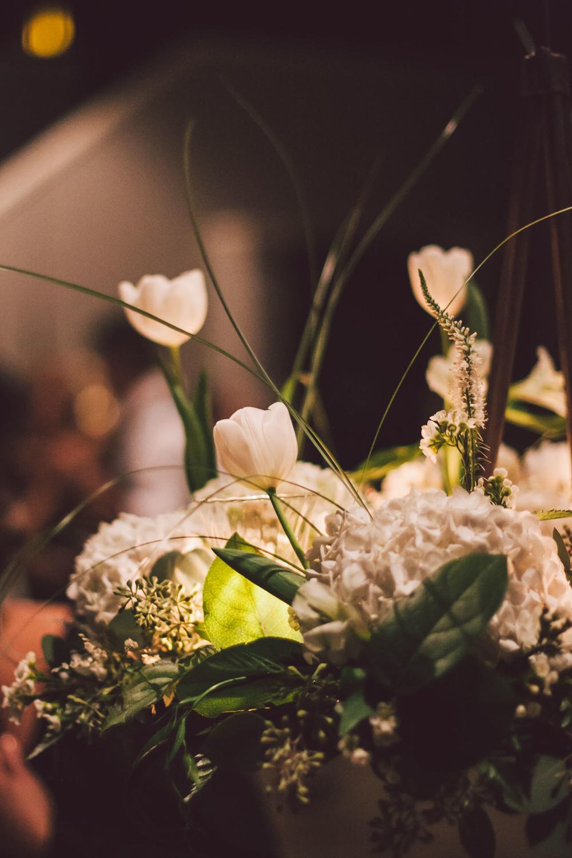 french camp wedding reception