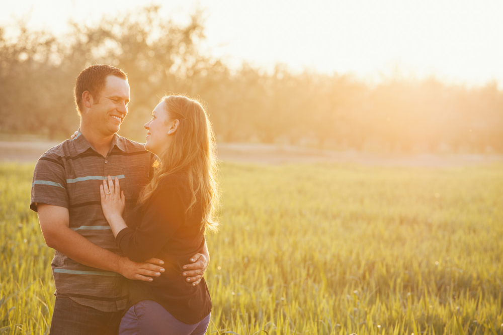 central valley engagement photographer