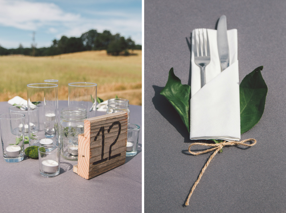 leaf and twine wedding