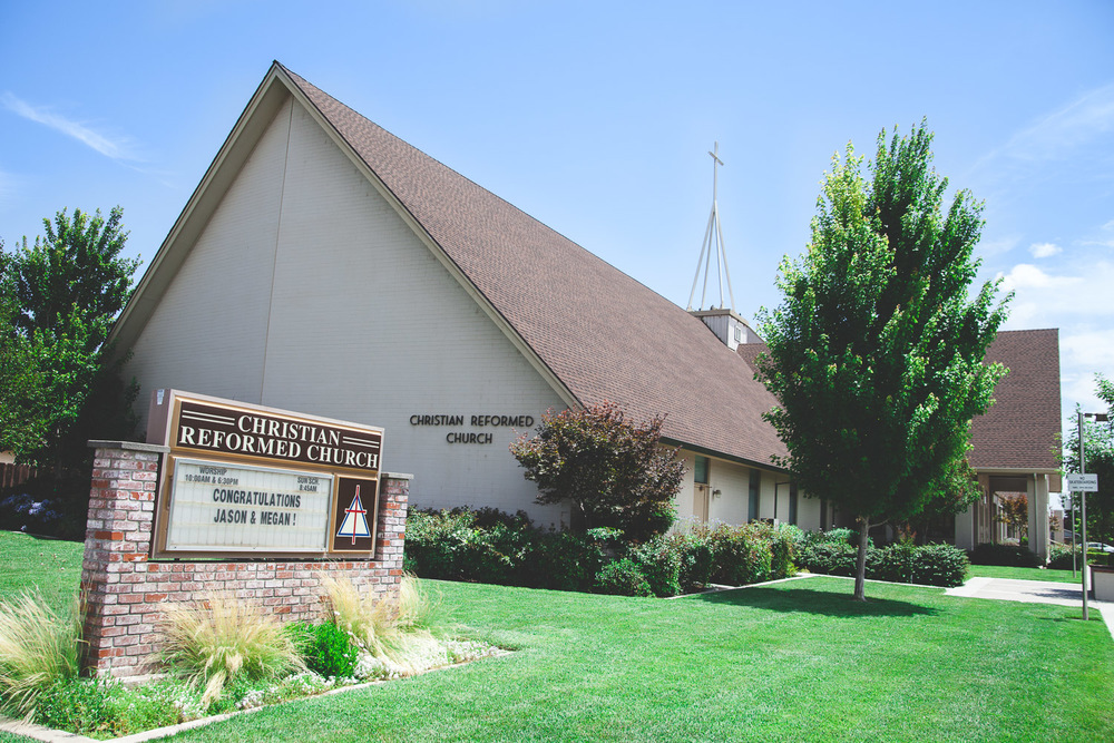 Escalon Christian Reformed Church