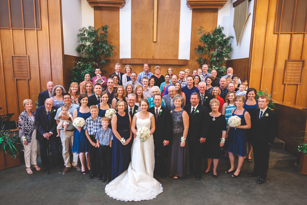 modesto church wedding