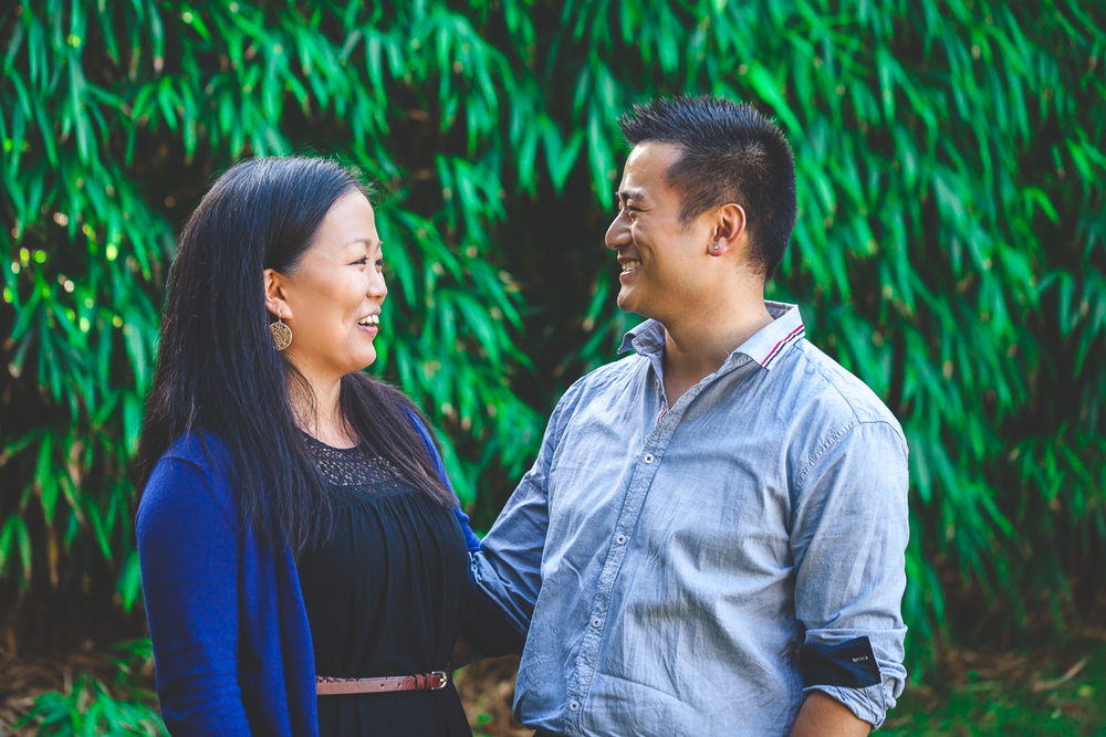 golden gate park summer engagement