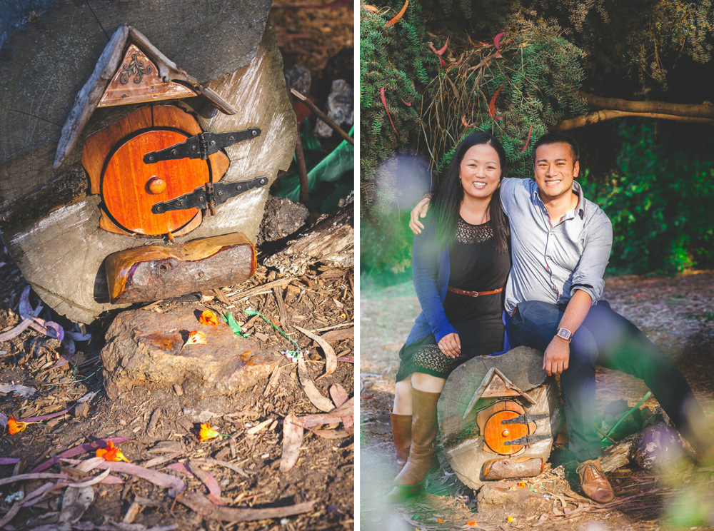 fairy door engagement