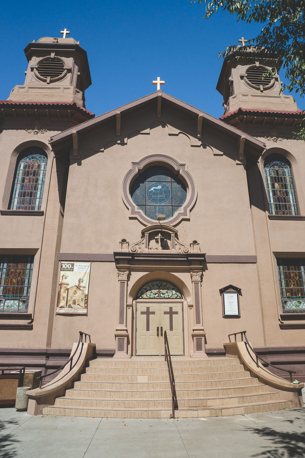 St. Stanislaus Church Modesto