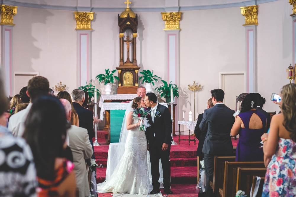 st stanislaus church modesto downtown wedding