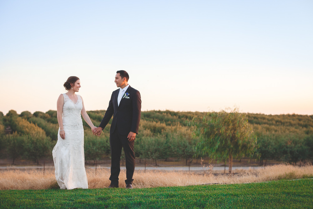 oakdale california wedding
