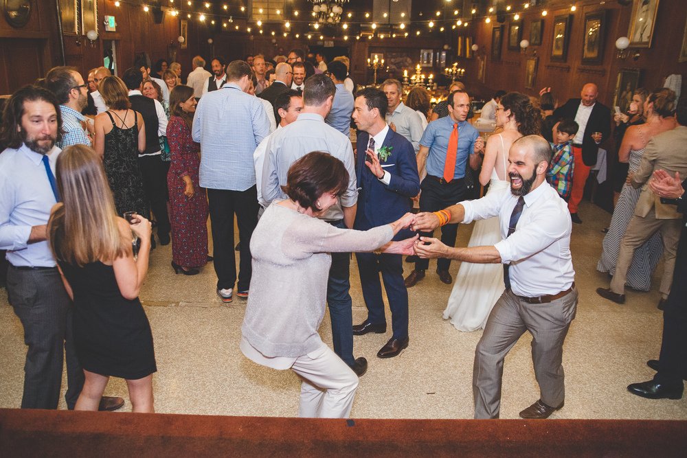 bocce ballroom wedding reception