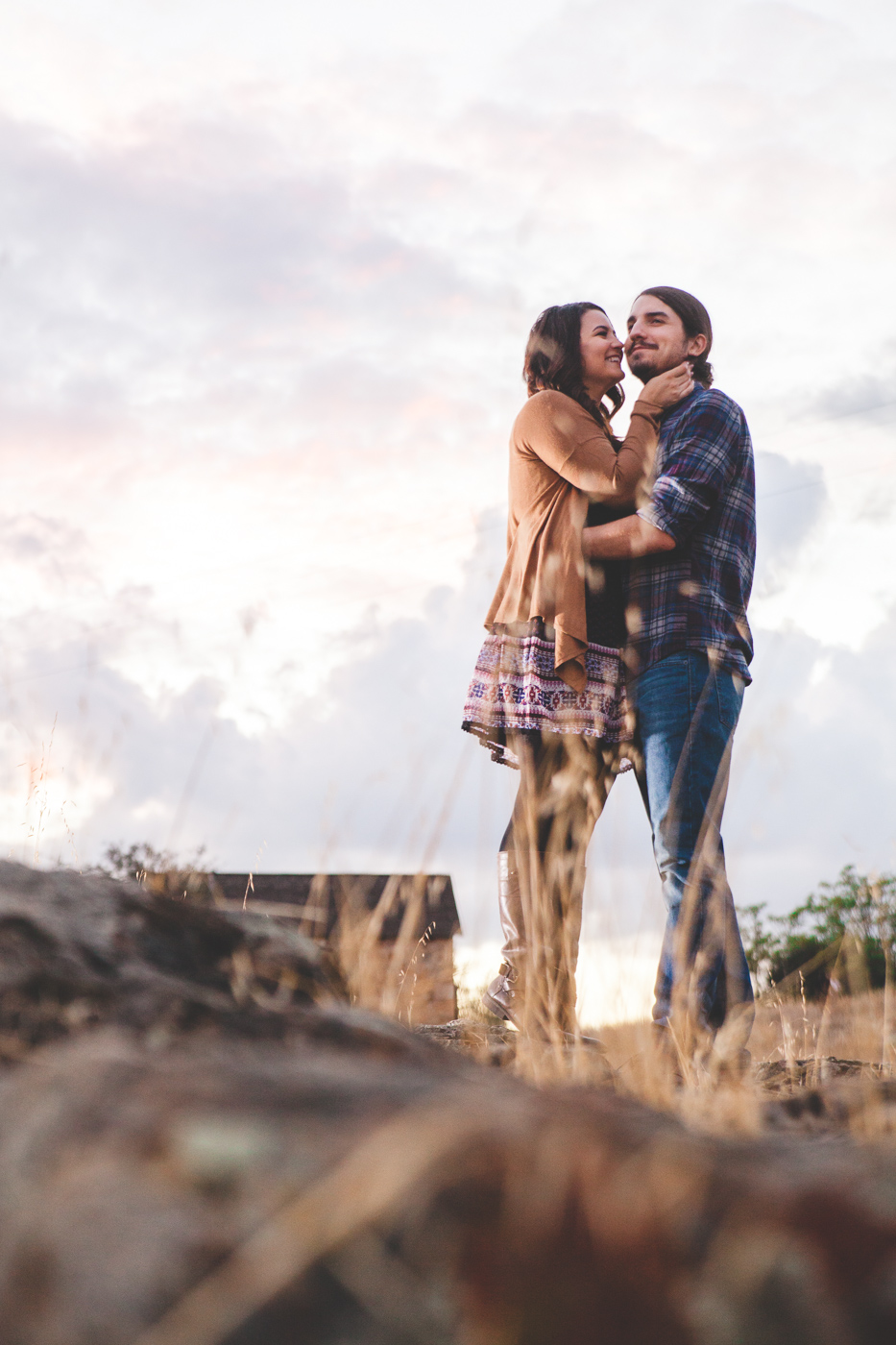 best modesto engagement photography
