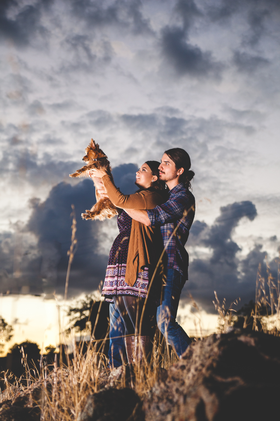 the lion king engagement photo