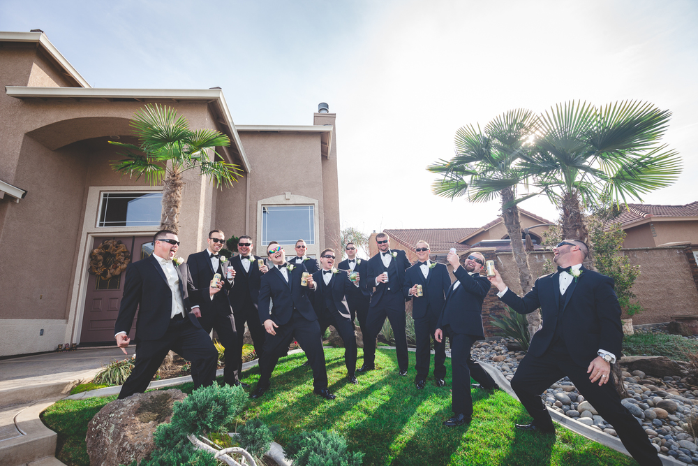 awesome modesto wedding photographer
