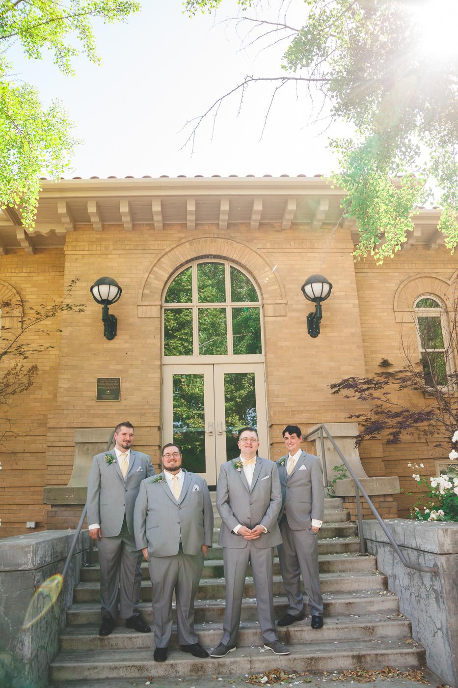 carnegie arts center wedding