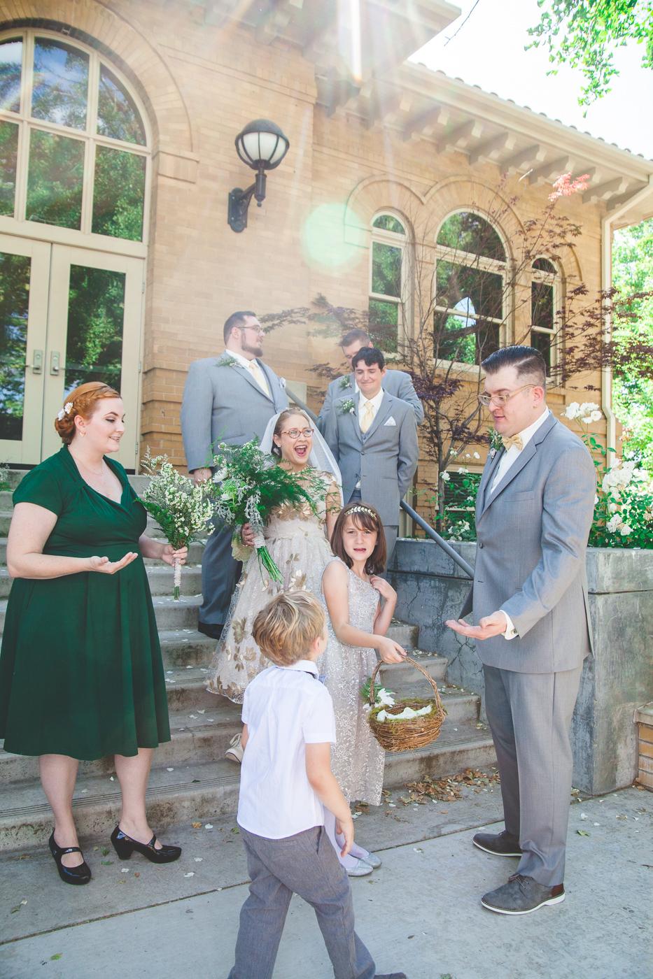 candid wedding photo modesto