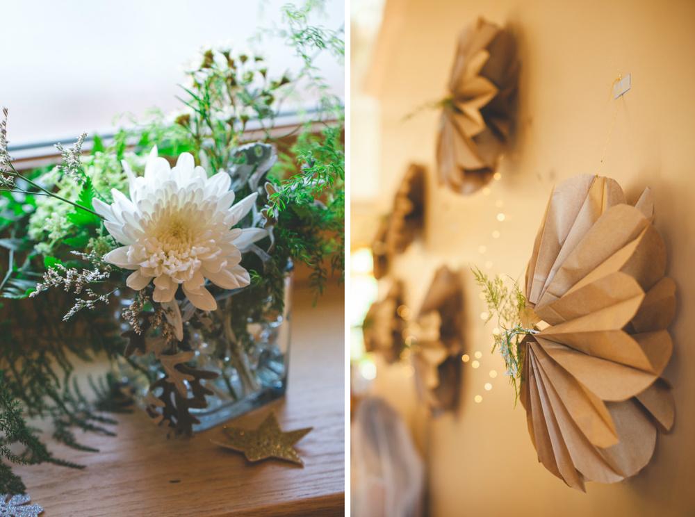 diy paper lantern wedding