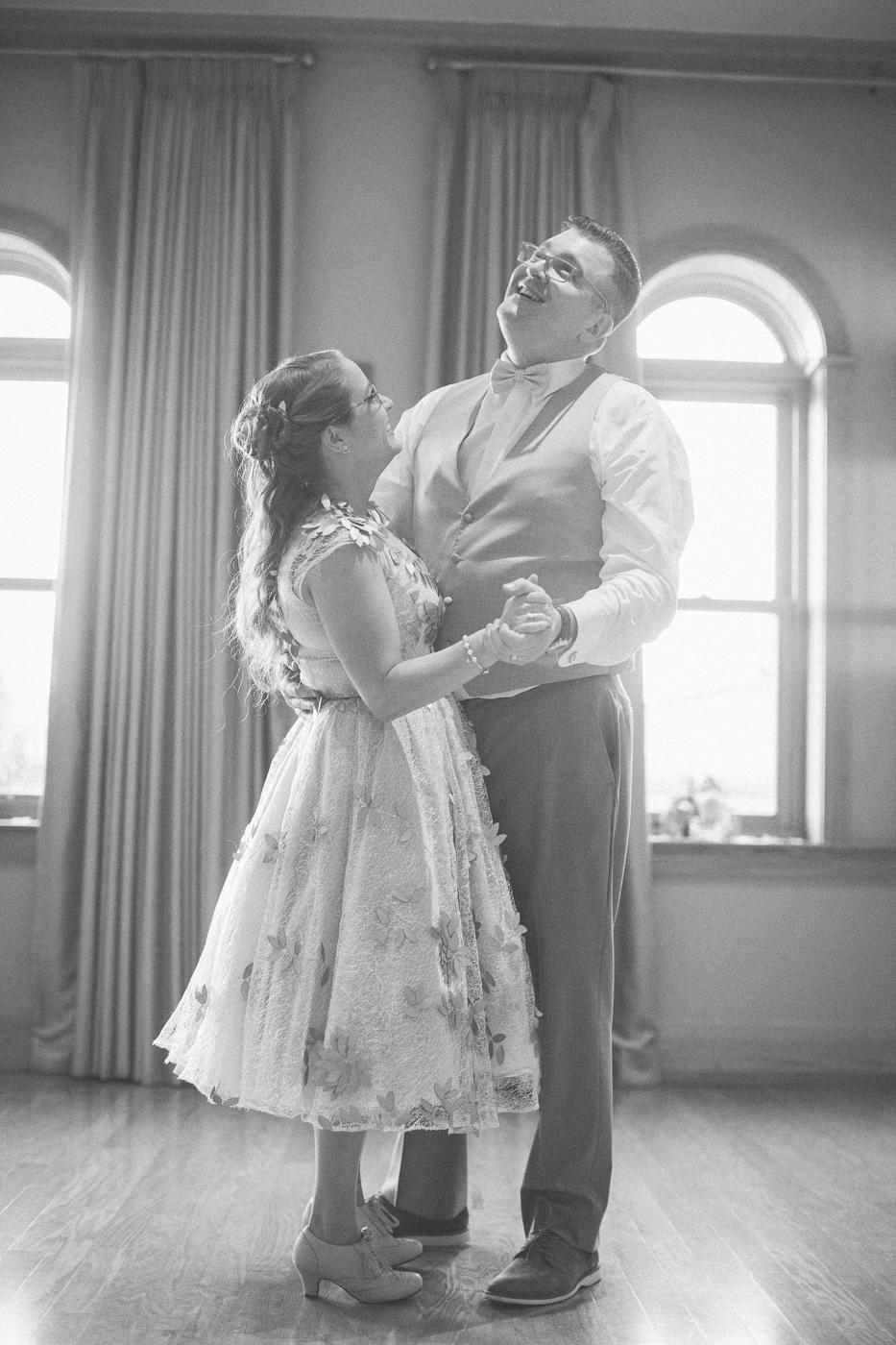 vintage inspired wedding modesto