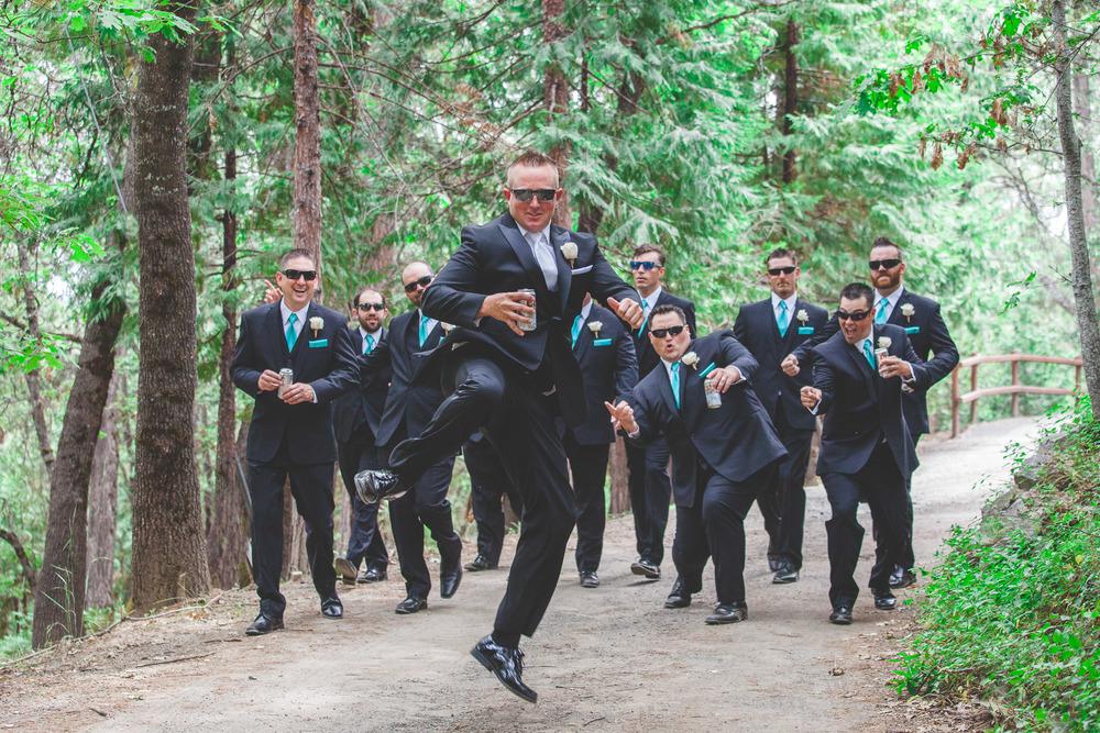 wild modesto wedding