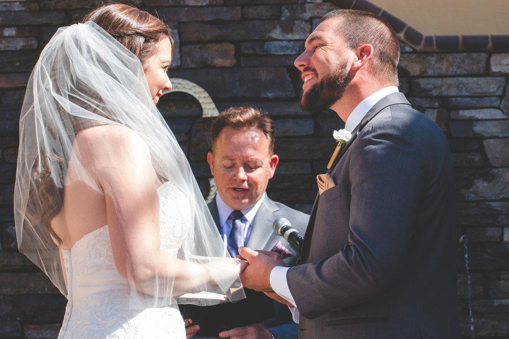 the reata wedding