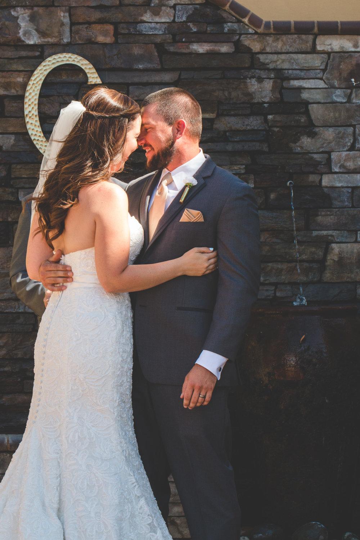 oakdale wedding photographer