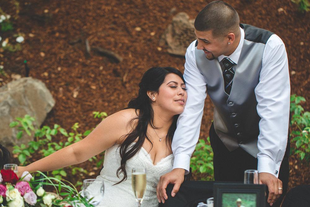 tipsy bride