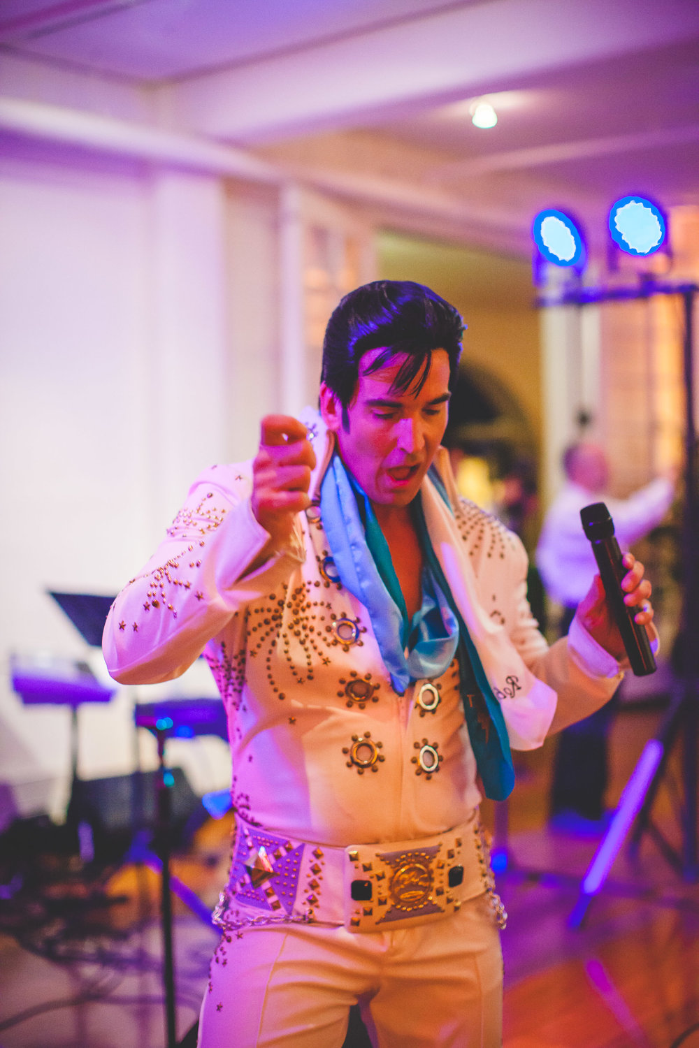 elvis impersonator san francisco