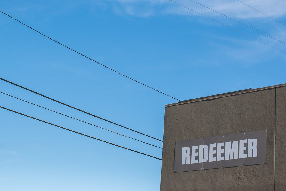 redeemer church modesto