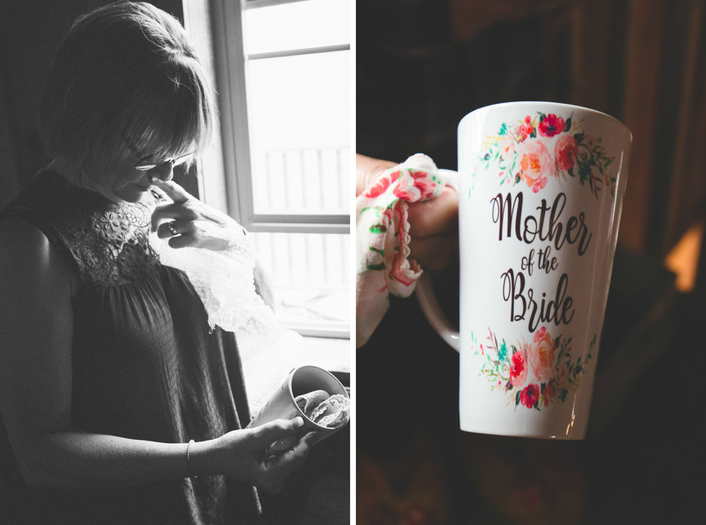 mother of the bride coffee mug