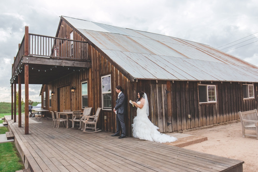 galas barn wedding