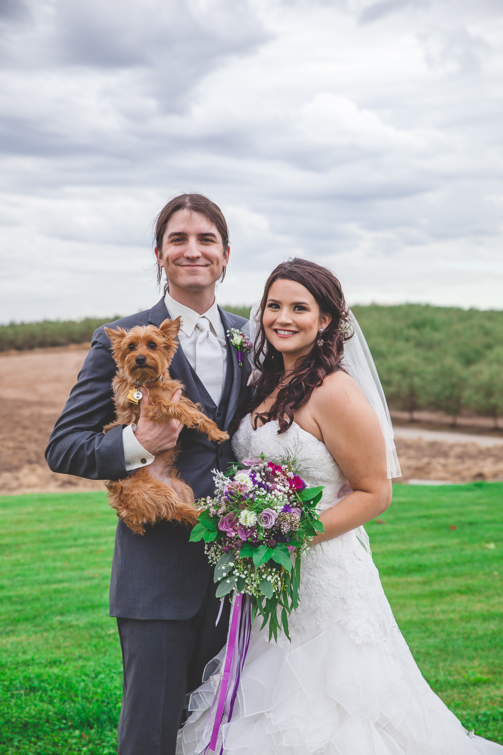 dog mom bride