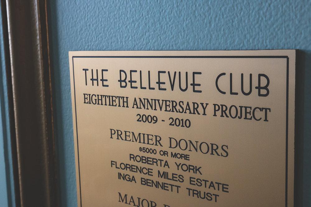 the bellevue club oakland