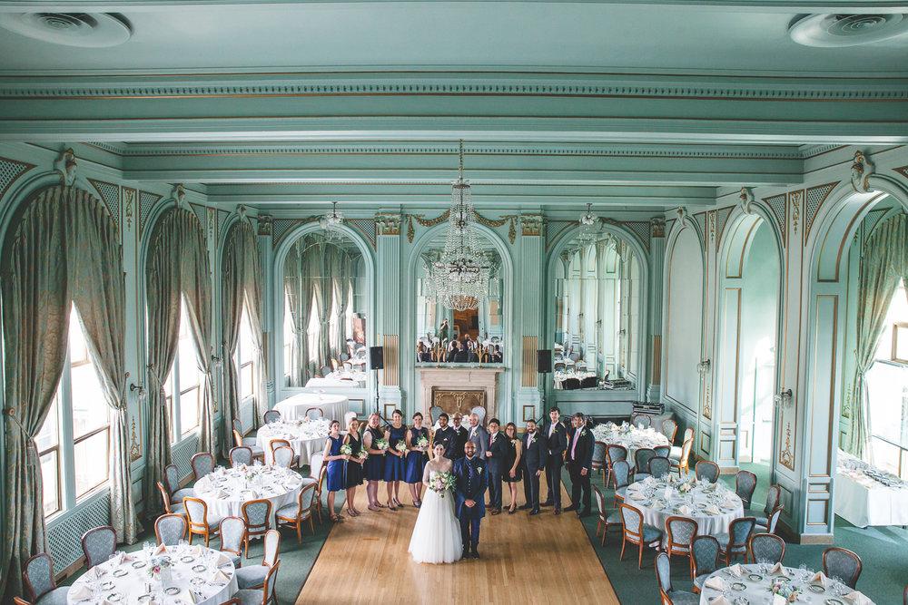 lake merrit wedding