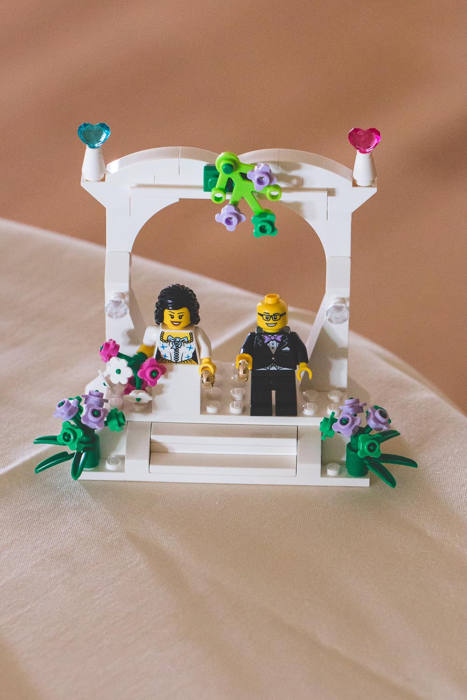 wedding legos