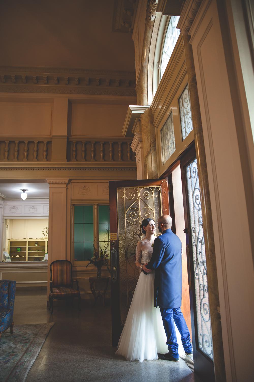 bellevue club wedding