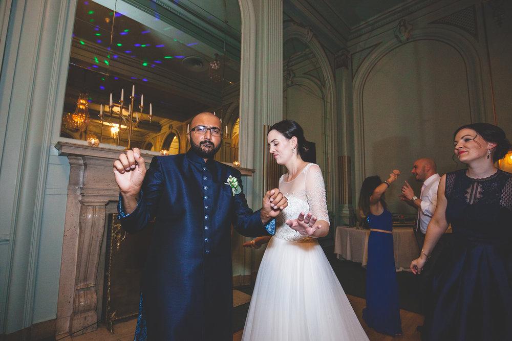 bellevue club wedding recpetion oakland