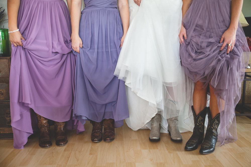 sierra nevada foothills wedding