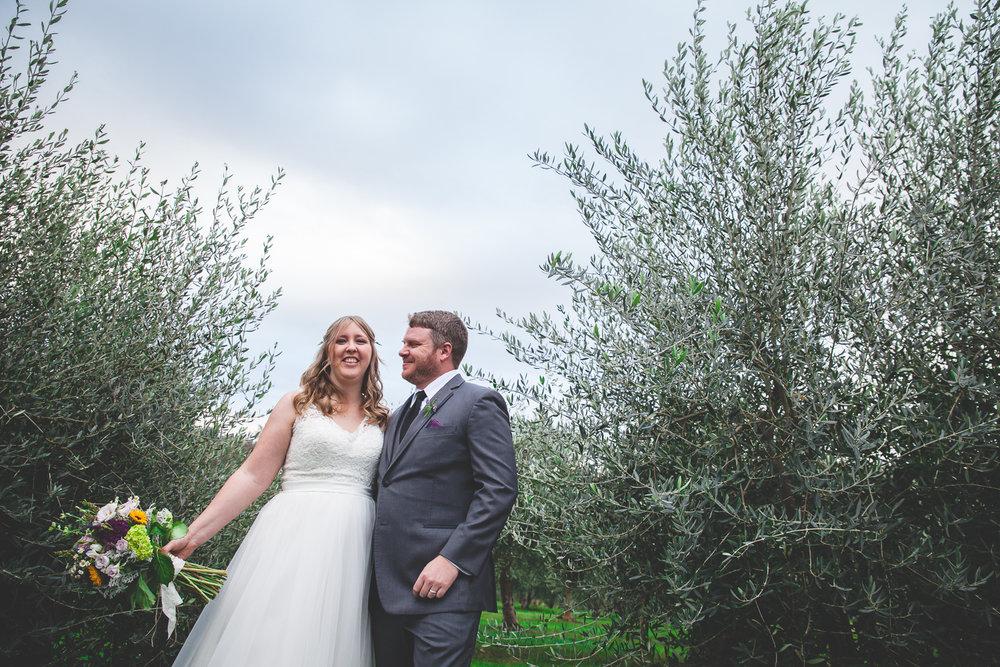 hurst ranch wedding jamestown