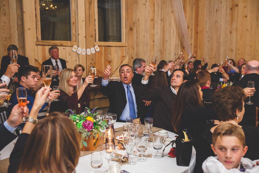 barn wedding jamestown california