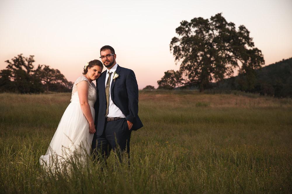 barn wedding central valley