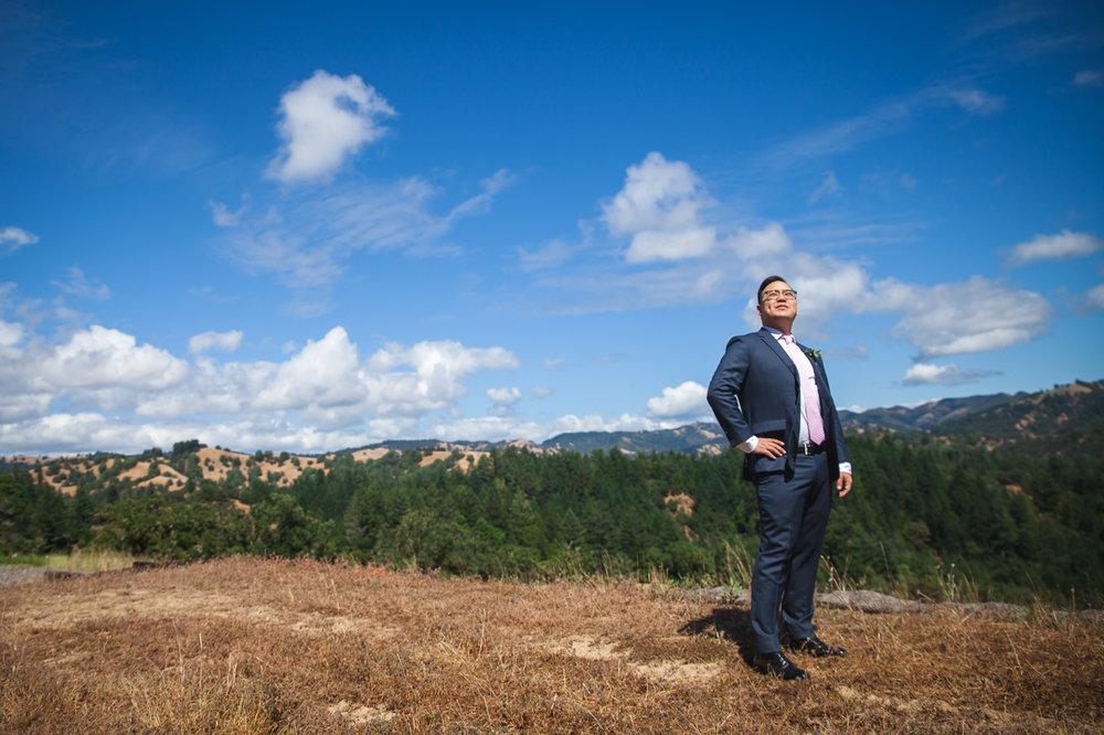 epic northern california wedding