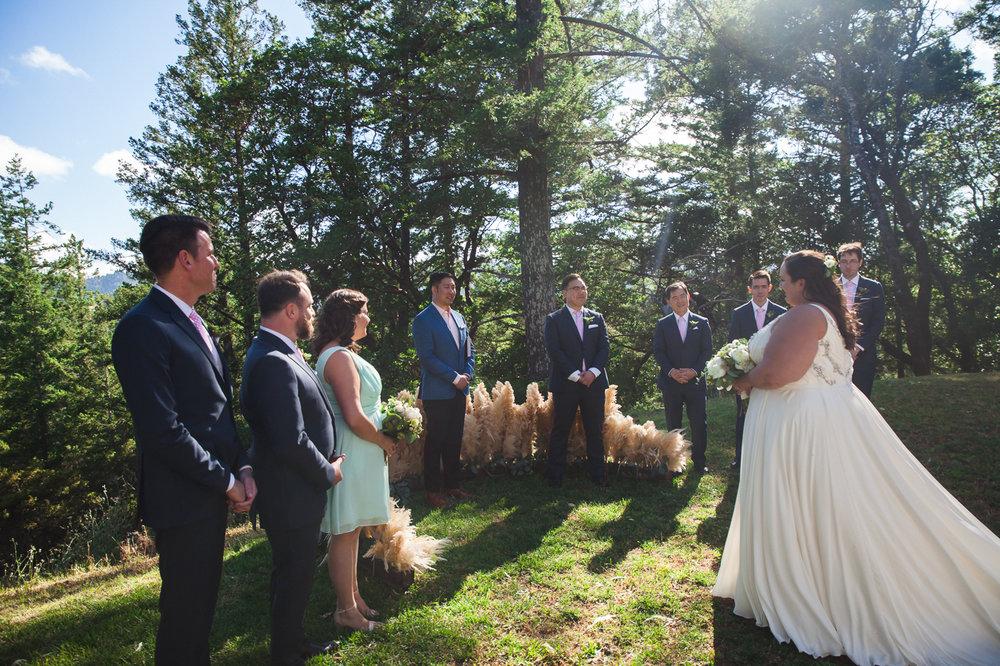 anvil ranch wedding ceremony